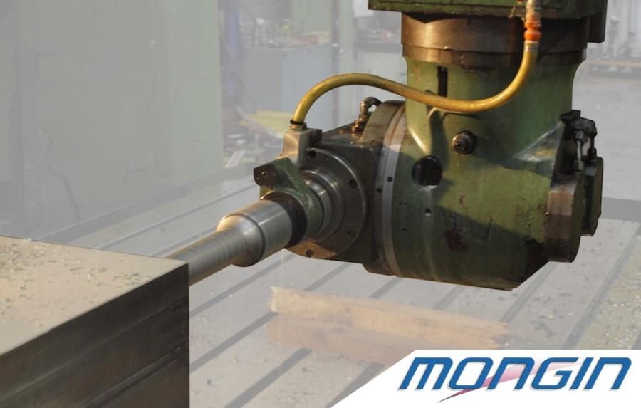 Forage mécanique de industriel