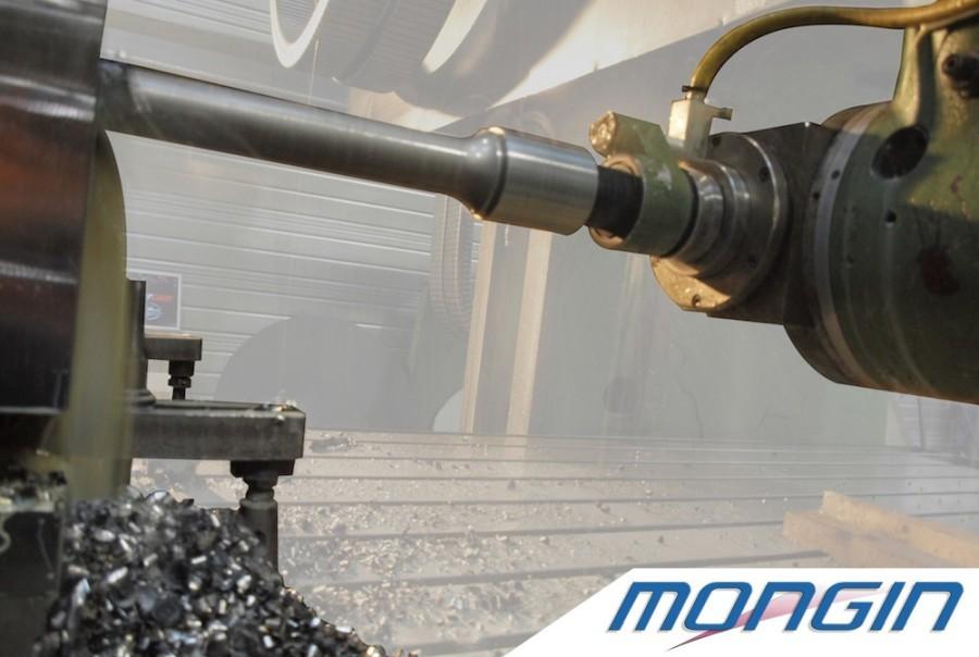 Forage mécanique industriel