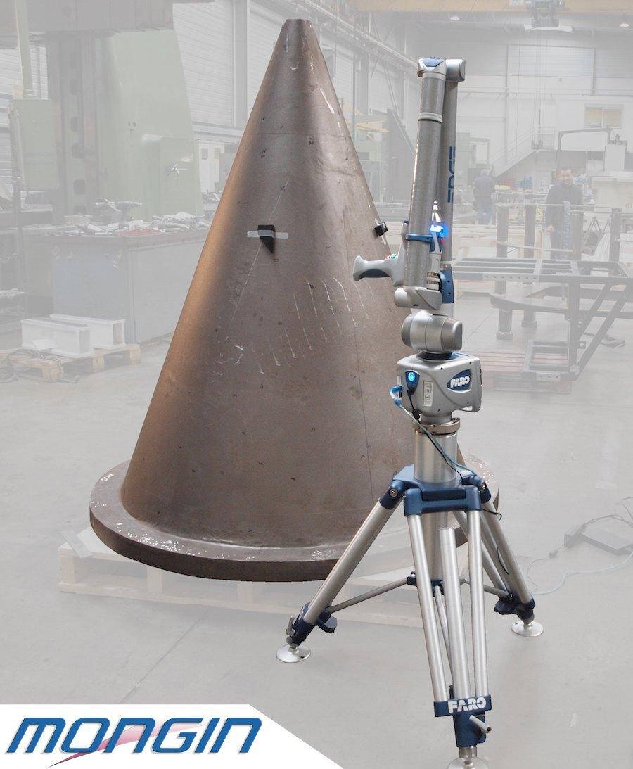 Bras de mesure 3D et Machine de mesure tridimensionnelles