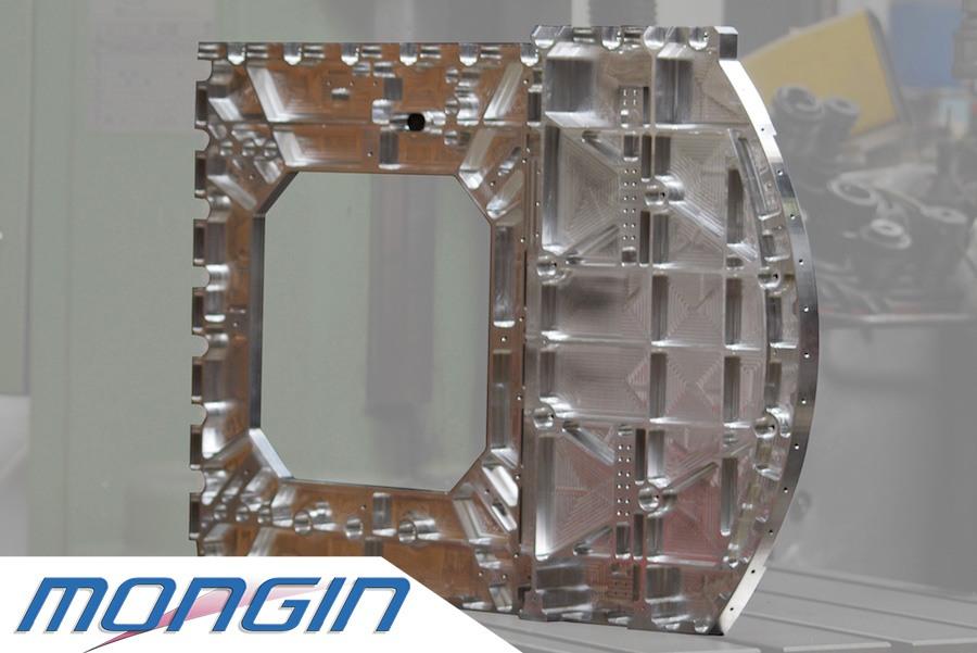 Usinage Aluminium CNC