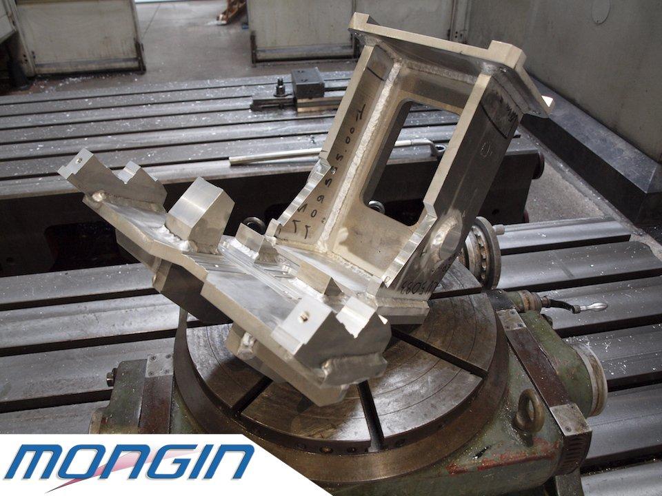 Usinage Aluminium sur Mesure