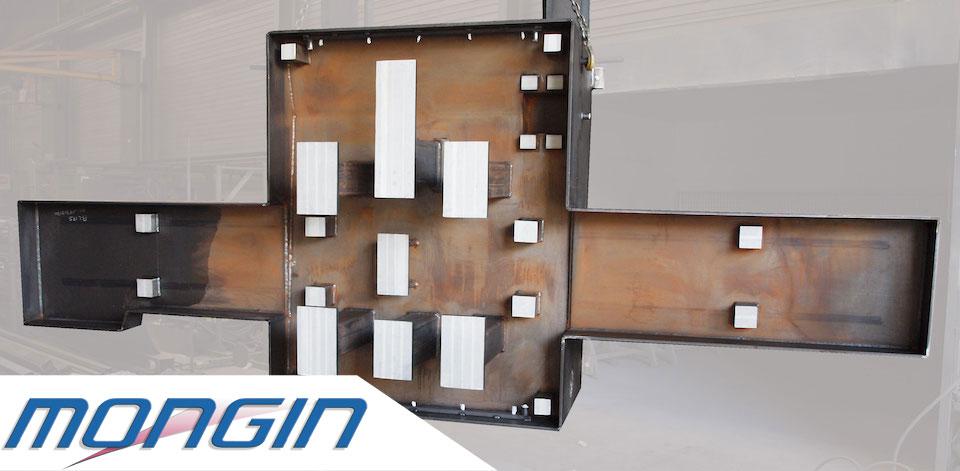 Fabrication Bâti Machine