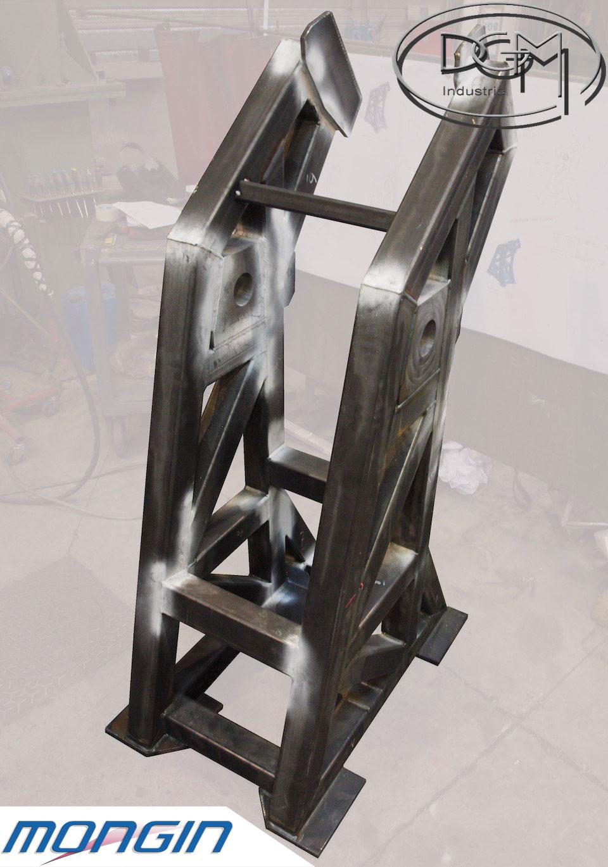 Structure Tubulaire Mécano Soudée